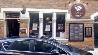 Ini restoran halal yang cukup besar di Durham